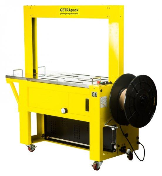 Verpackungsmaschine GETRApack mit Rahmen 850 x 600 mm