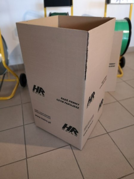 Carton - size 420 x 420 x 360 mm thickness