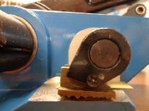 Spanngerät  H-21 (Umreifungsgerät  für Draht- und Kunststoffklammern)
