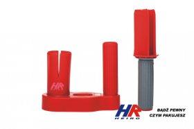 Kunststoffabwickler für 10 cm breite Stretchfolie