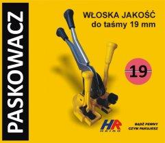 Bandspanner  XL GETRApack (Umreifungsgerät) 19 mm NOVITA