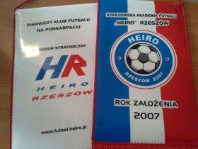 Pendant - Heiro Rzeszów futsal club