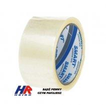 Adhesive tape 48 mm width/ acrylic, transparent / 50m