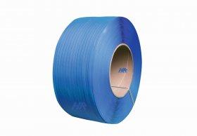 Polypropylene band PP 09 x 0.55/200/3200 m/blue