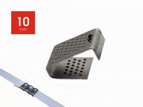 Metallklammern, Blech 10 mm 5000 Stück