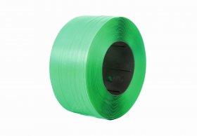 Polypropylenband PP 09 x 0,55/200/3200 m/grün