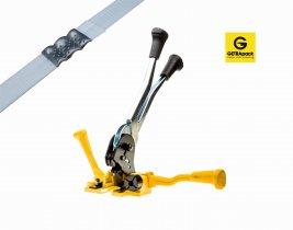 Bandspanner  XL GETRApack (Umreifungsgerät) 9 mm NOVITA