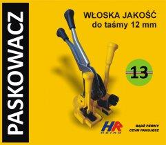 Bandspanner  XL GETRApack (Umreifungsgerät) 13 mm NOVITA