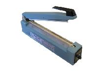 Impulse heat sealer for 400 mm foil