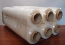 Manual stretch film 500 mm 1.50 kg 23 microns - transparent