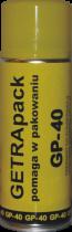 de Preparat do konserwacji maszyn GETRApack GP-40(m.in. półautomat i automat)