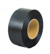 Polypropylene band PP 16 x 0.80/200/1500 m/black