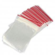 Zipper bags  70 X 100 mm – 100 pcs